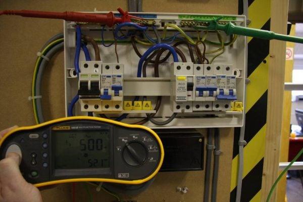 Procedura masuratori pram. Verificarea PRAM metoda curentilor tari 25-300A