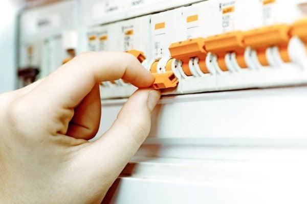 Dovada masurilor luate pentru protectia impotriva electrocutarii